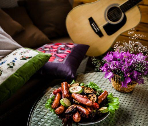 Пикник на майские праздникик