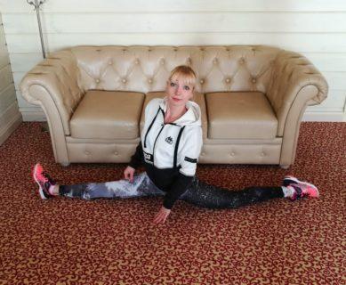 Участница конкурса Мисс Магис в Барнауле