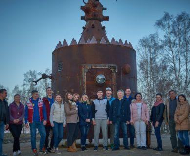 Маевка-2018 в Белокурихе у нас в гостях Новосибирский завод химконцентратов_5