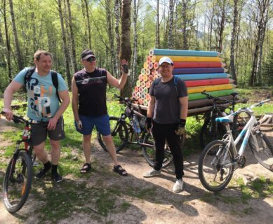 Велопробег в Белокурихе санаторий Алтай-West_3