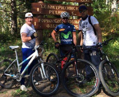 Велопробег в Белокурихе санаторий Алтай-West_9