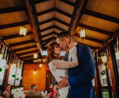 Свадьба в парк-отеле