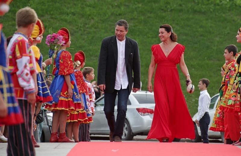 Сергей Маховиков и Лариса Шахворостова