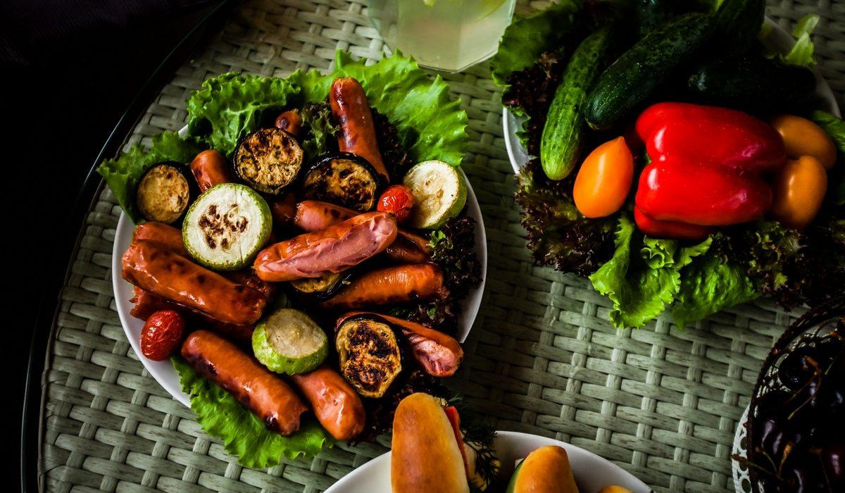 Блюда для майского пикника на Алтае