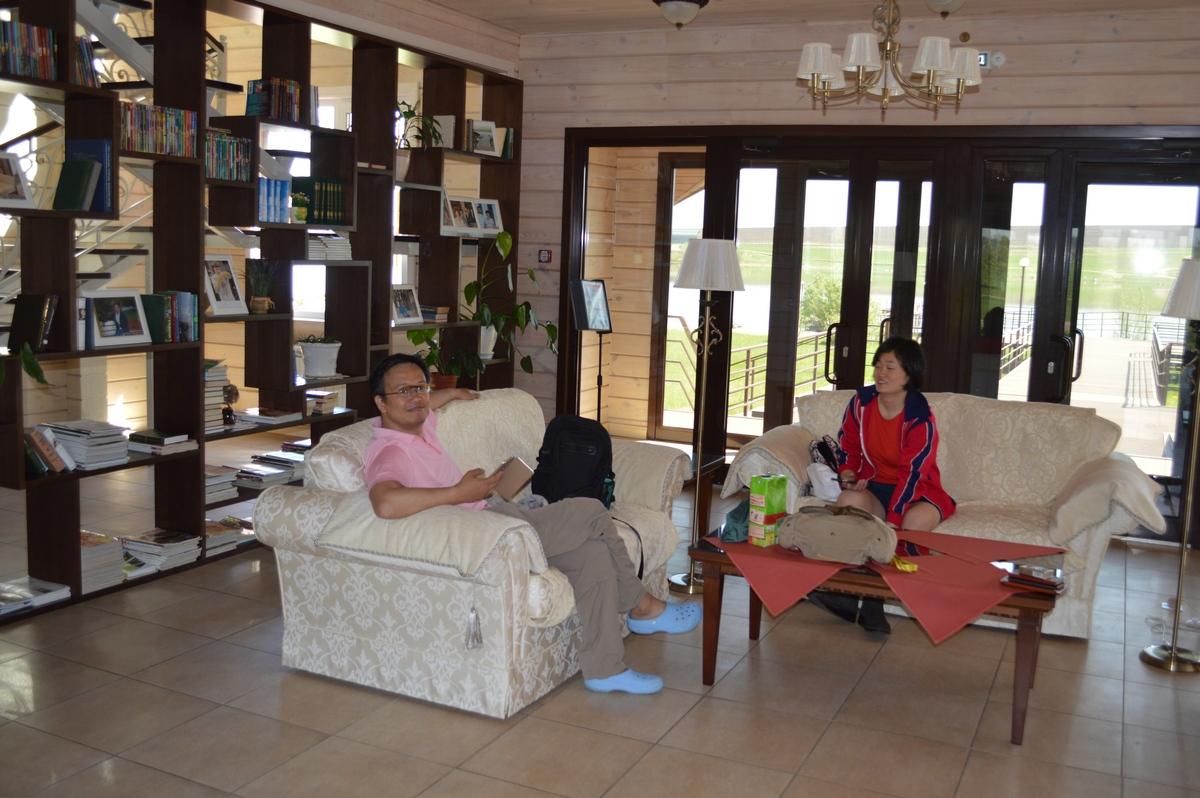 """Туристы из Китая посетили парк-отель """"Алтай Green"""""""