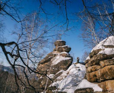 Гора Церковка в Белокурихе