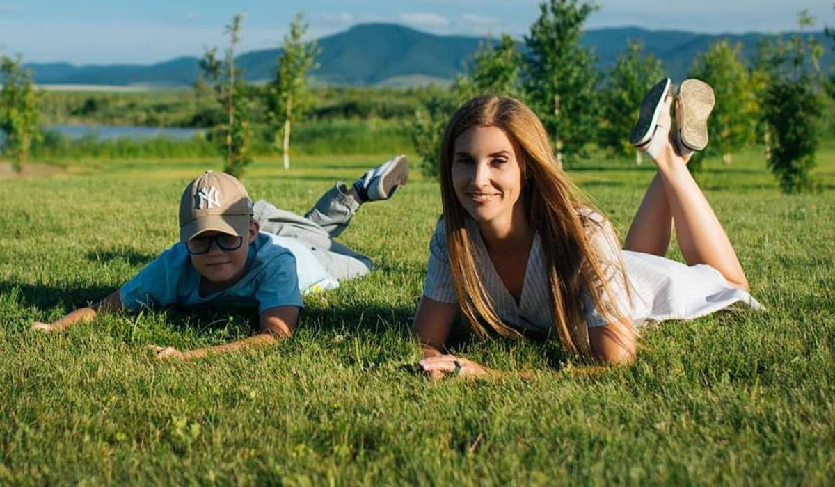 Лето в парк-отеле Алтай Green jvlaschenko